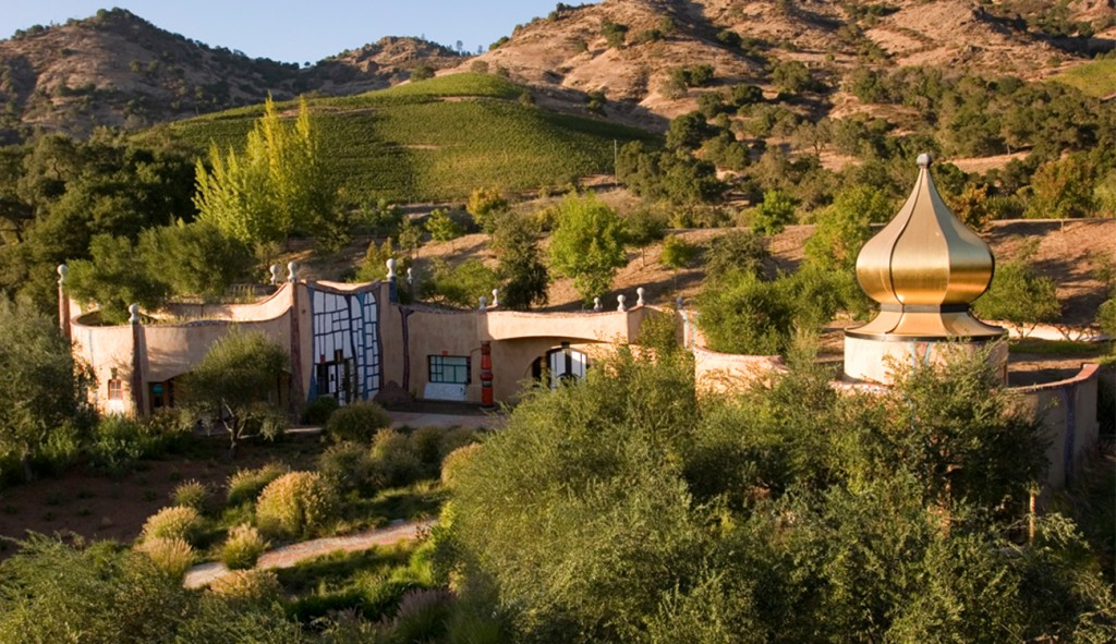 Modern Architecture - Quixote Winery