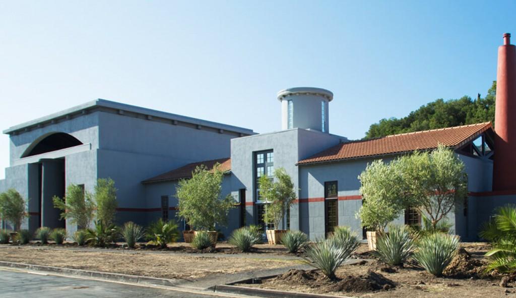 Napa Valley Modern Architecture - Clos Pegase