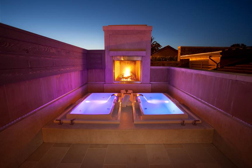 Spa Villagio Dual Soaking Tubs