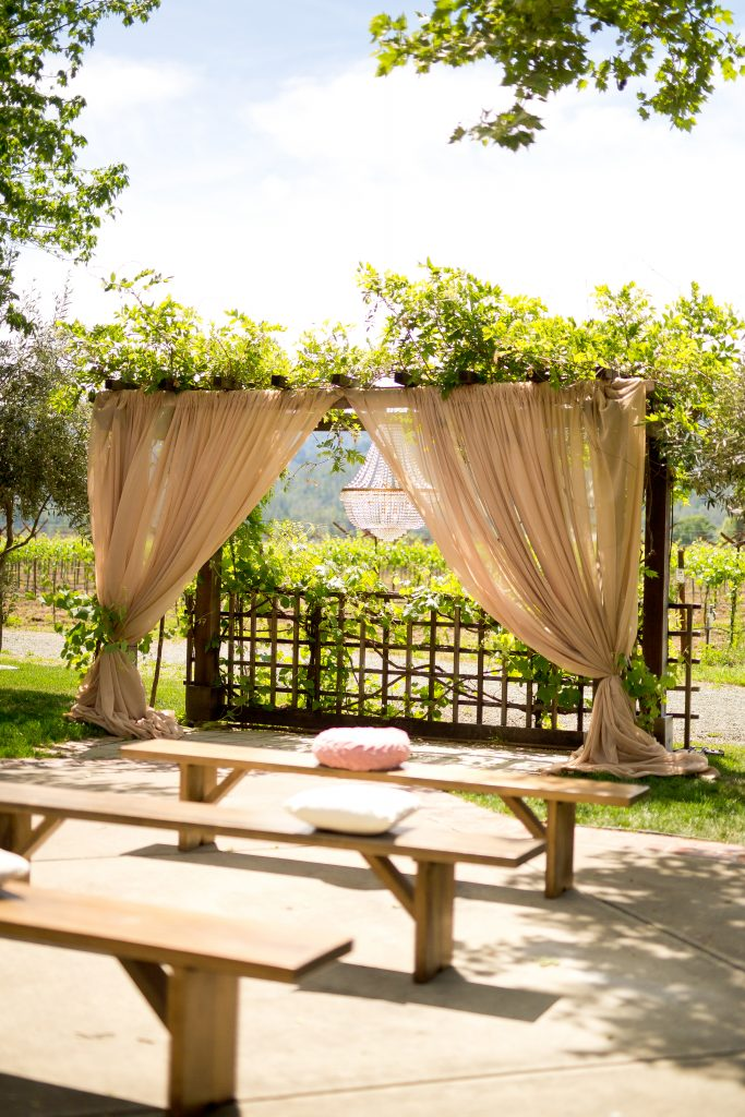 The Trellis at The Harvest Inn in Napa Valley