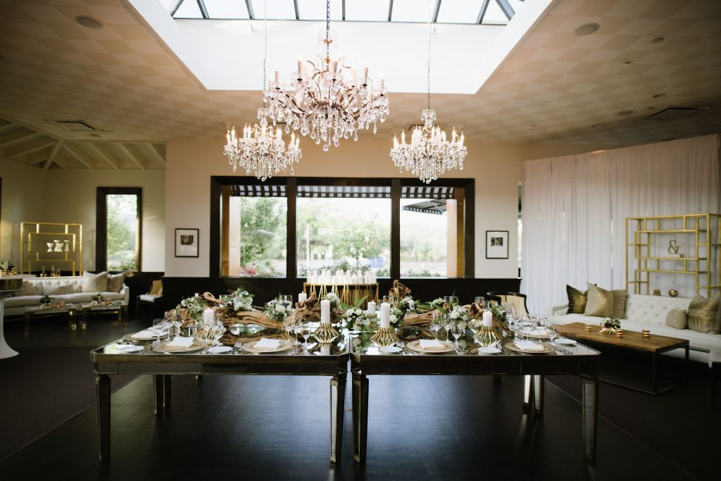 The Harvest Room at Tre Posti in Napa Valley