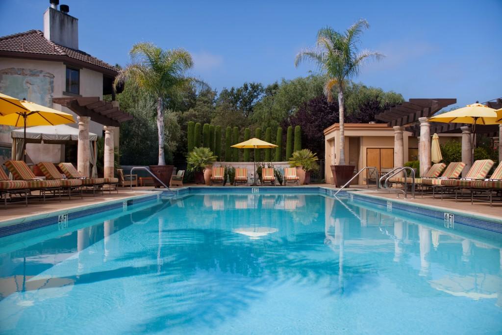 Villagio Inn & Spa Pool