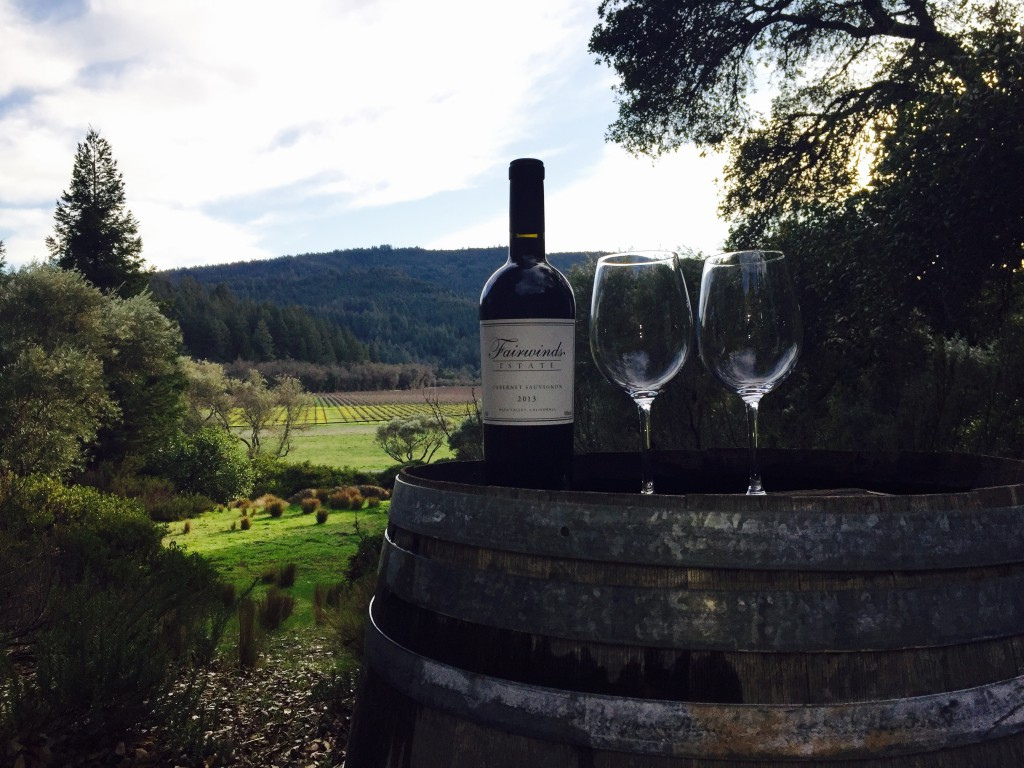 What's New Napa Valley - Fairwinds Estate