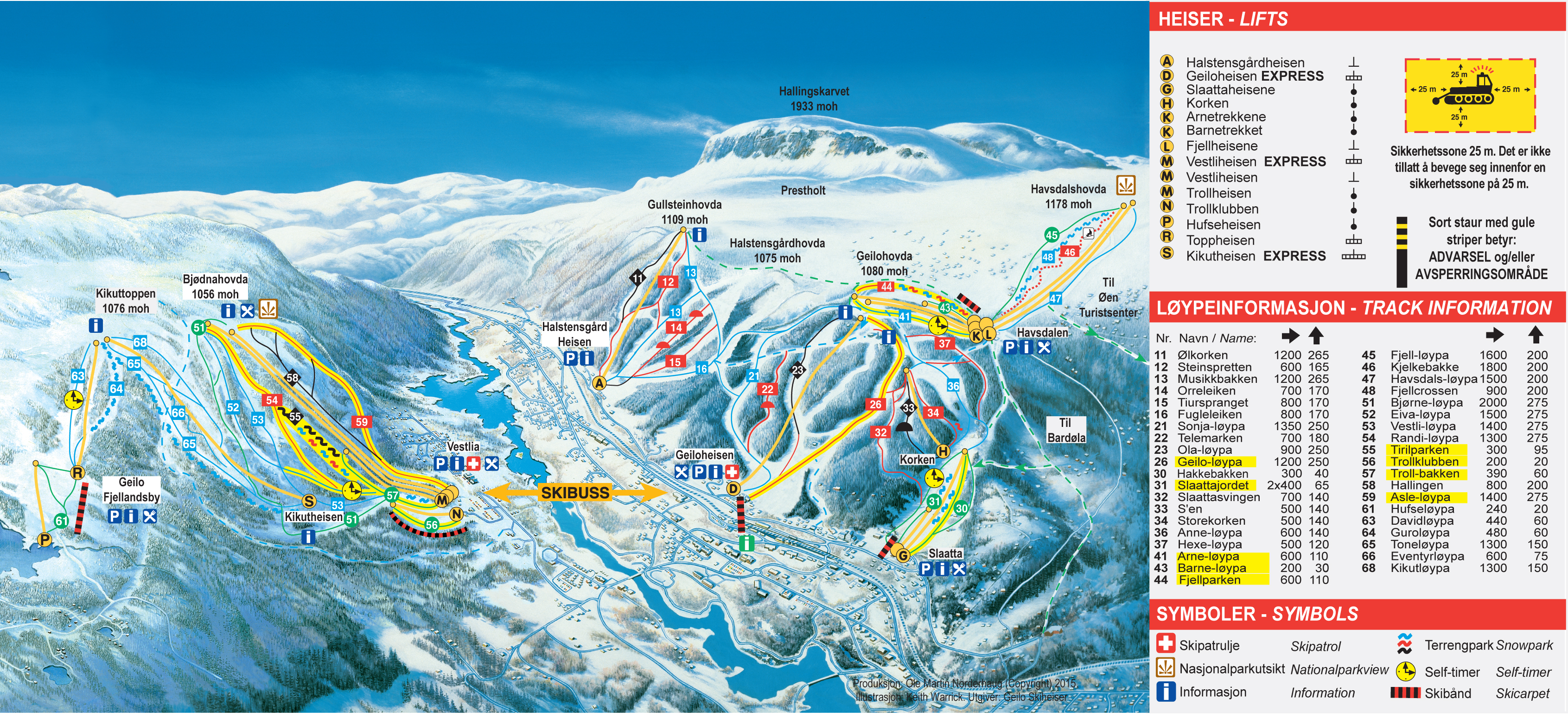 Piset Map Official Travel Guide To Norway Visitnorwaycom - Norway valdres map