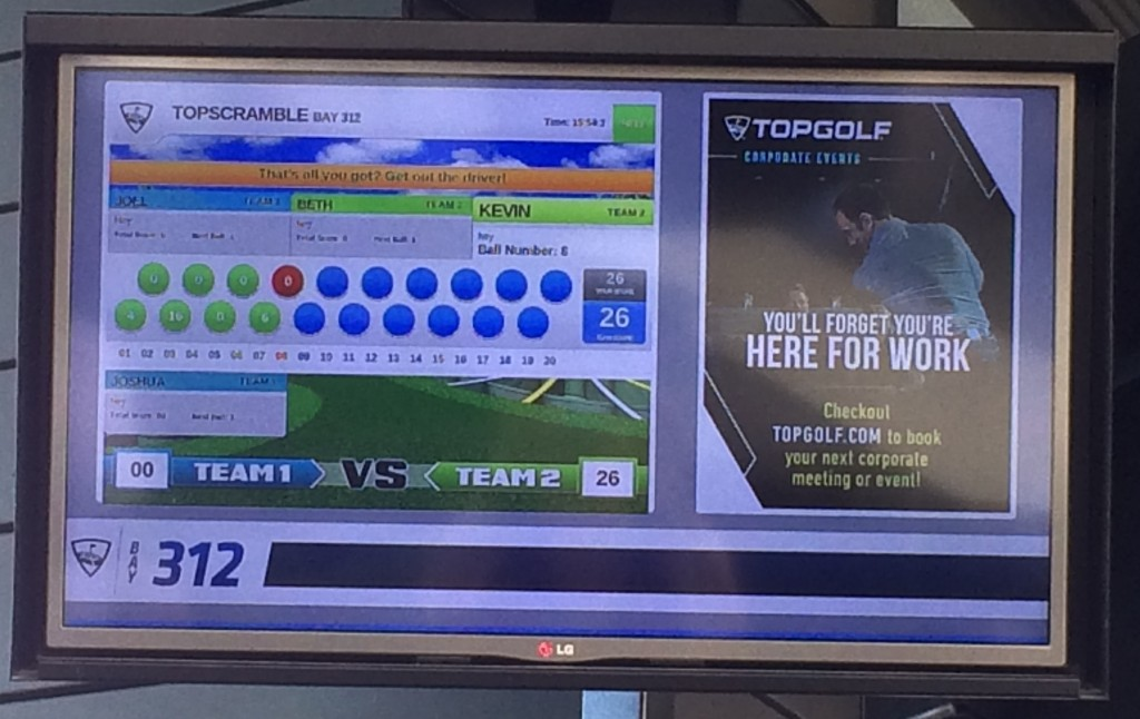 How to Play at Topgolf