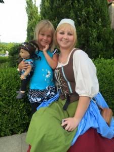 Meeting Cinderella at Starlight