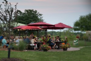 Somerset Wine Trail - Outdoor Patio