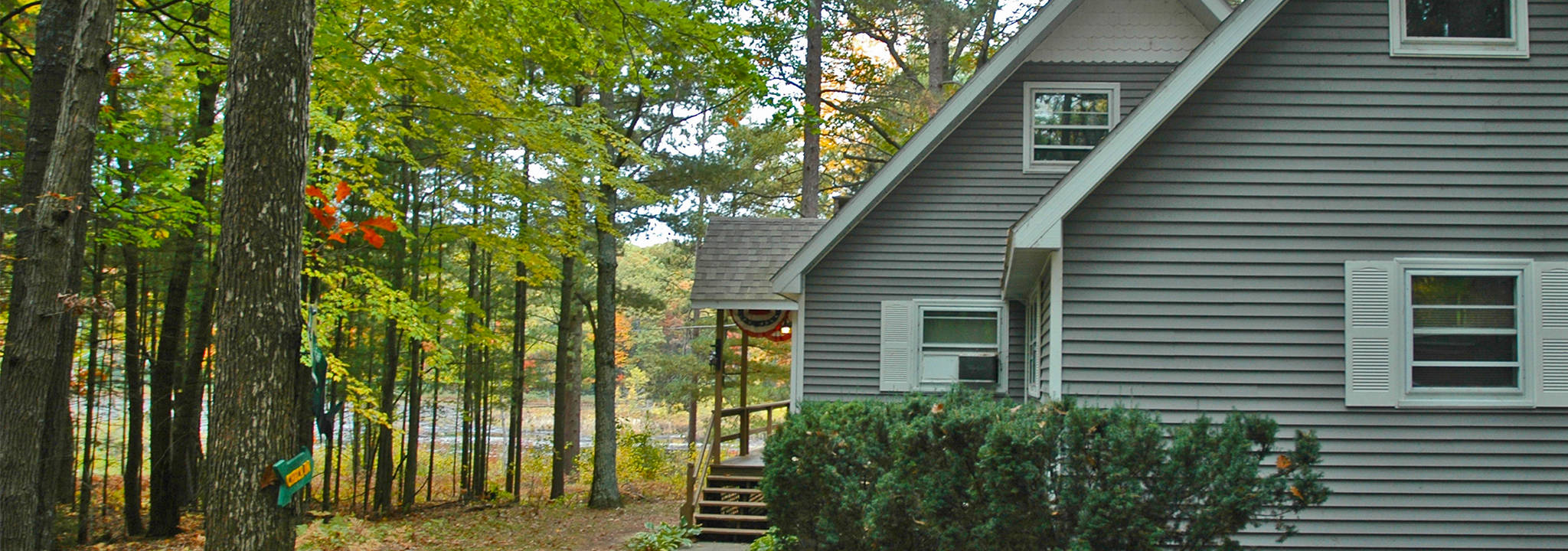 Cabin and Cottage Rentals in Traverse City | Accommodations