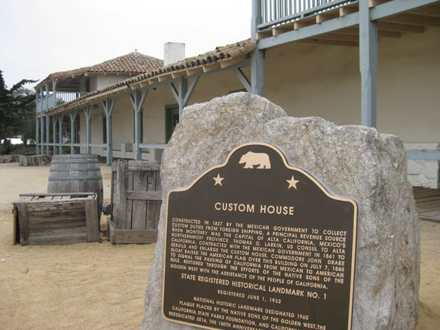 Top 5 Historical Sites to See in Monterey