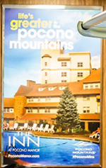 2015 Spring/Summer Rail Card - The Inn at Pocono Manor