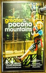 2015 Spring/Summer Rail Card -  Pocono TreeVentures