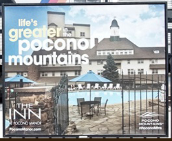 2015 Spring/Summer Poster - The Inn at Pocono Manor