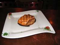 Plank salmon recipe