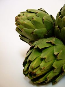 Artichoke for Chicken of the Sun Recipe