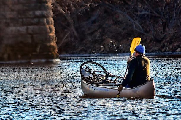 Spring in Eau Claire, Wisconsin - Photo by Tim Abraham