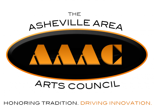 Asheville Area Arts Council logo