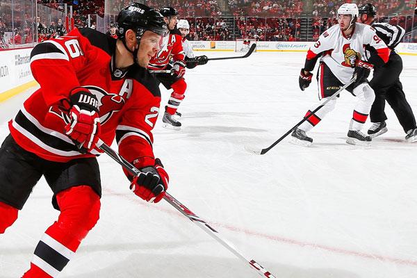 Devils Hockey Game