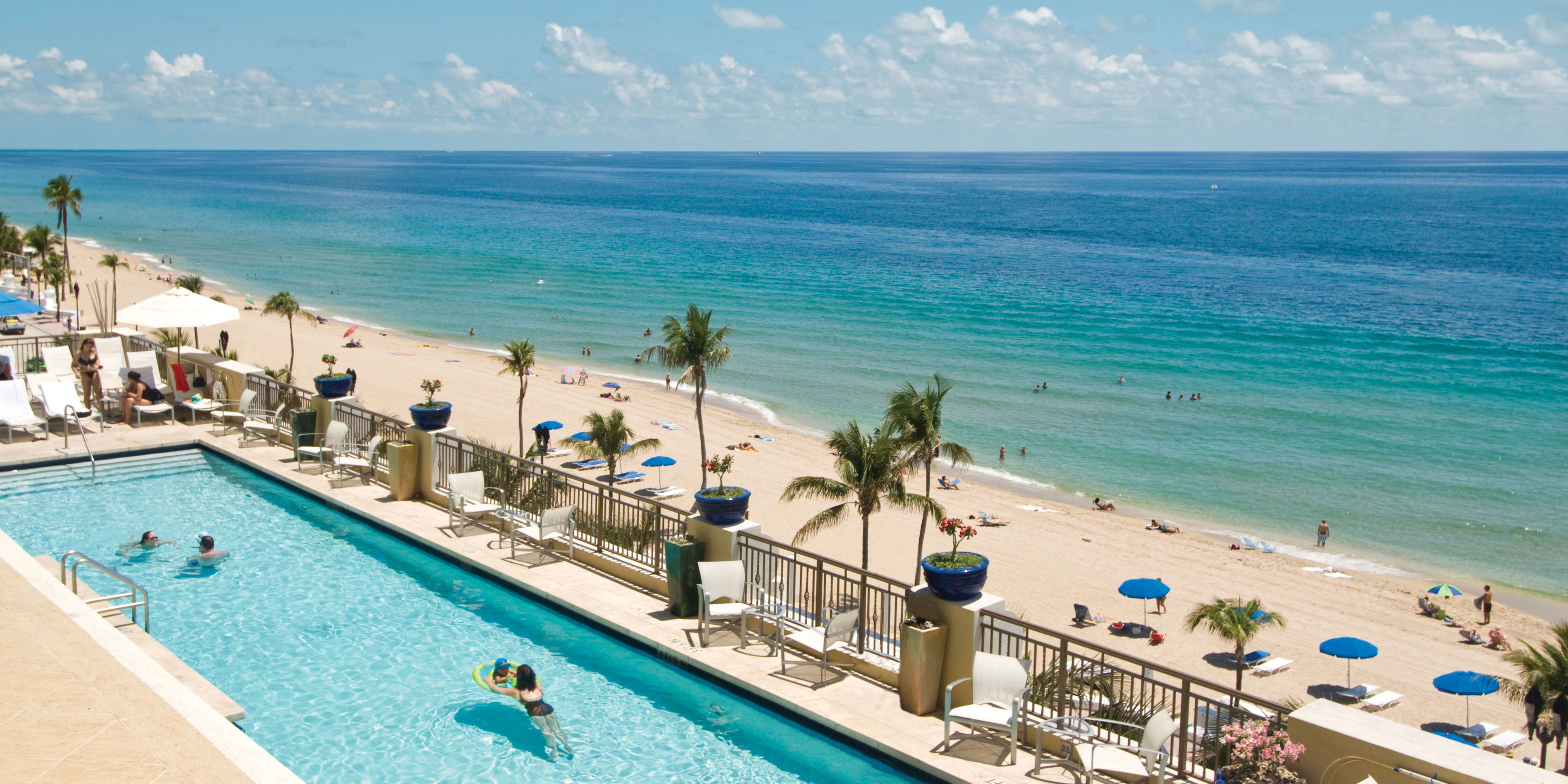 Greater Fort Lauderdale Beach Hotels Places To Stay