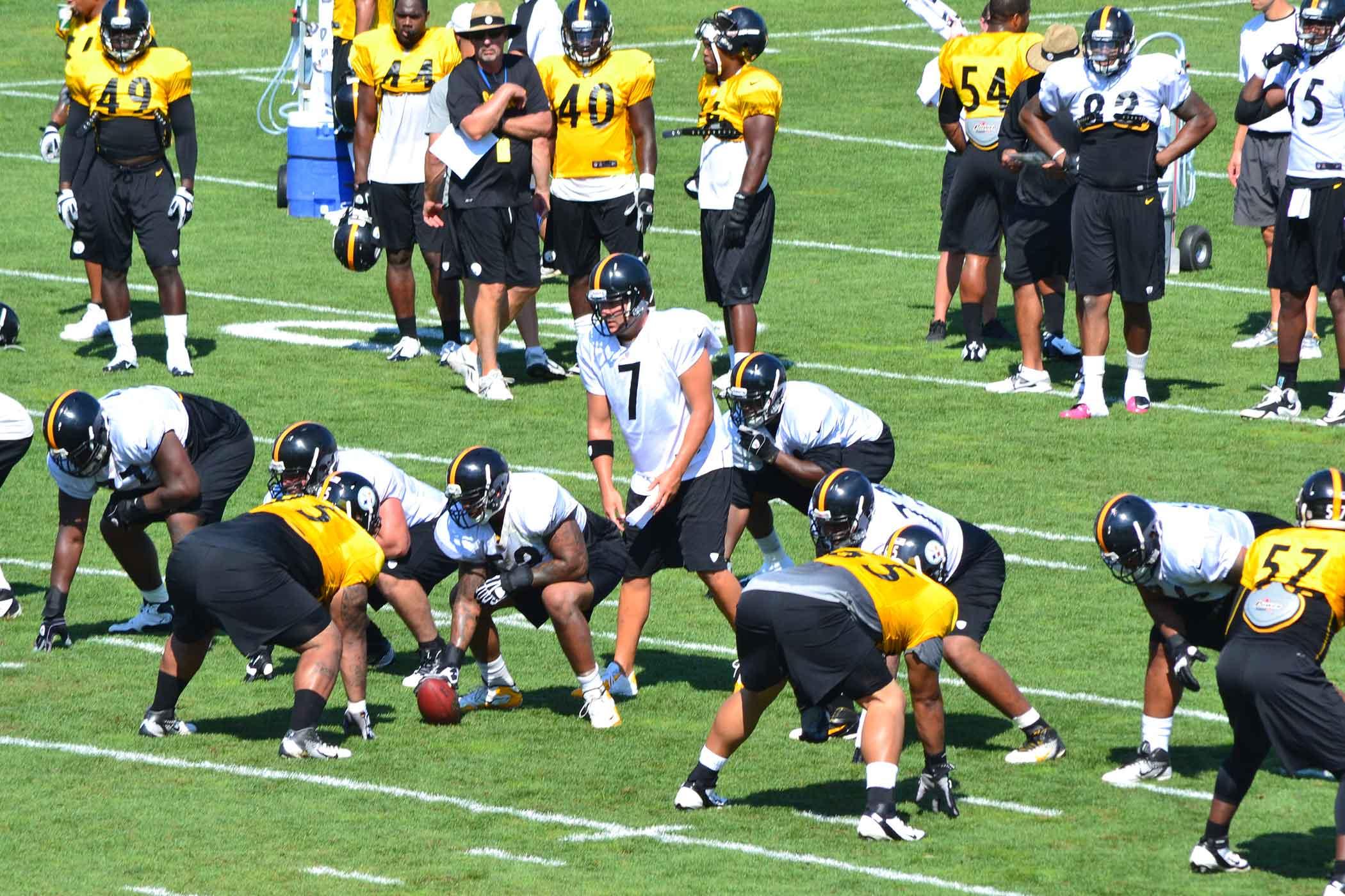 5c0b60139 Steelers Training Camp