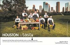 Houston is Tasty