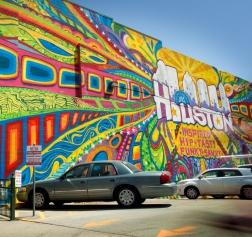 Houston Is Mural