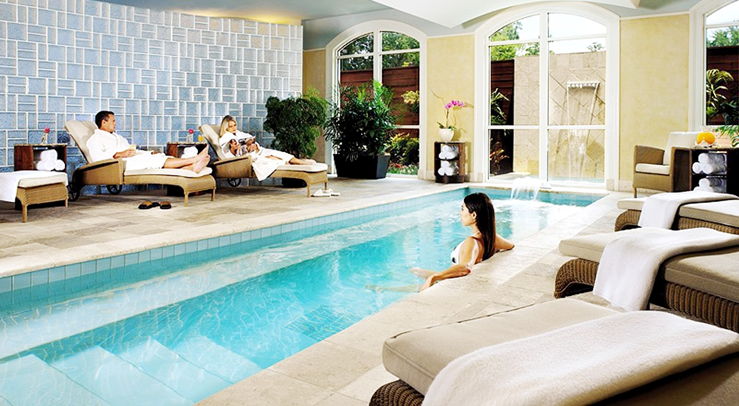 Houstonian Spa