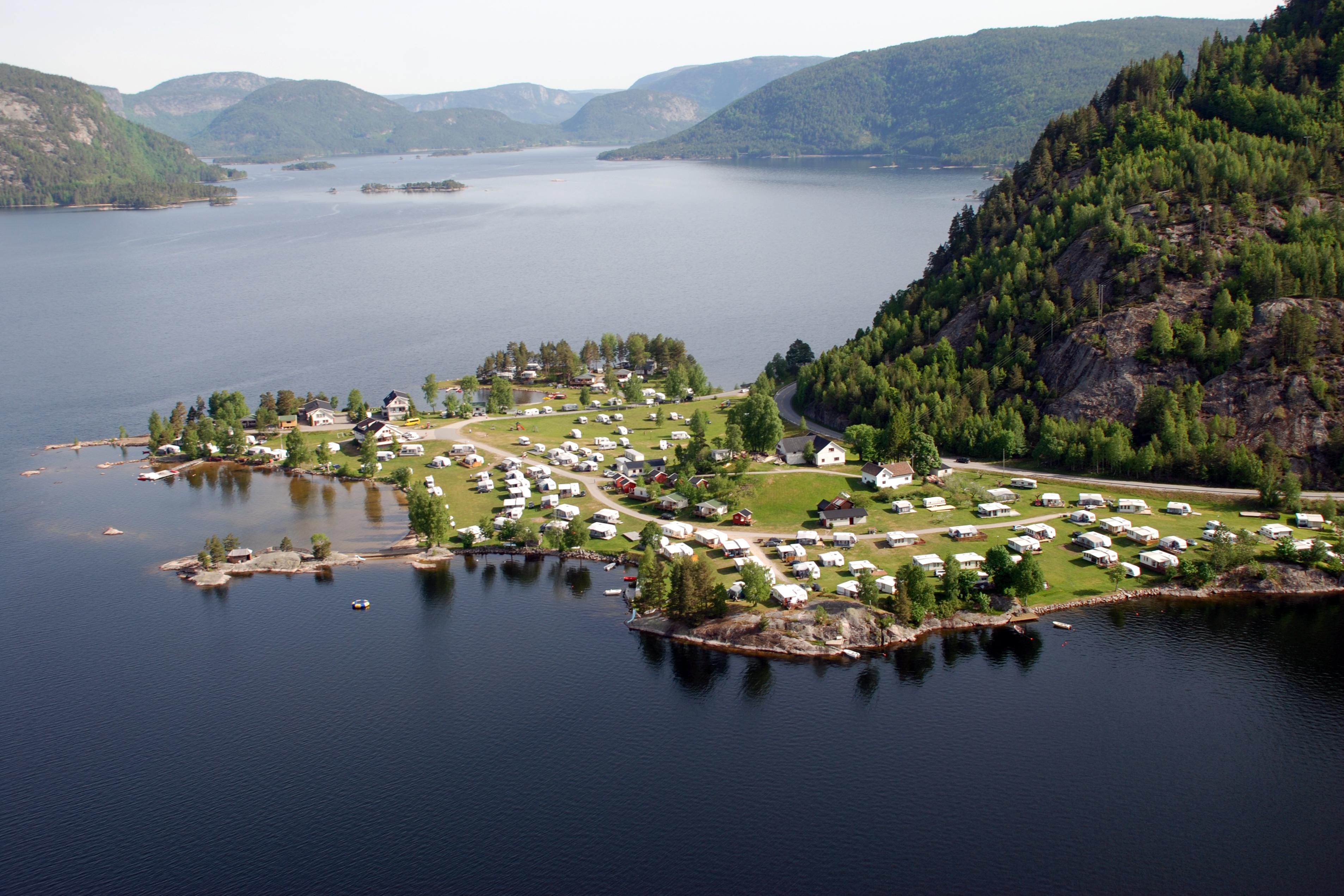 Campingplatze In Sudnorwegen Das Offizielle Reiseportal Fur Norwegen