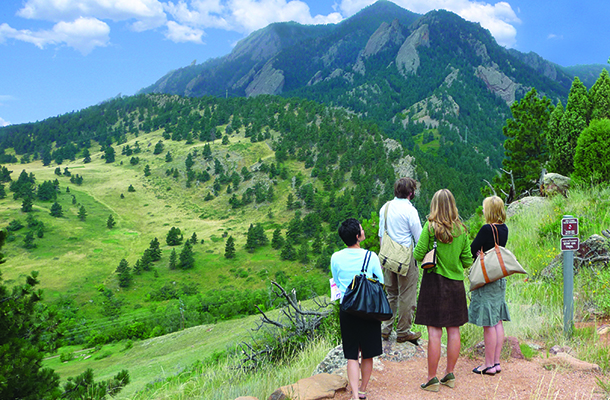 Boulder Convention Visitors Bureau Tourism Support