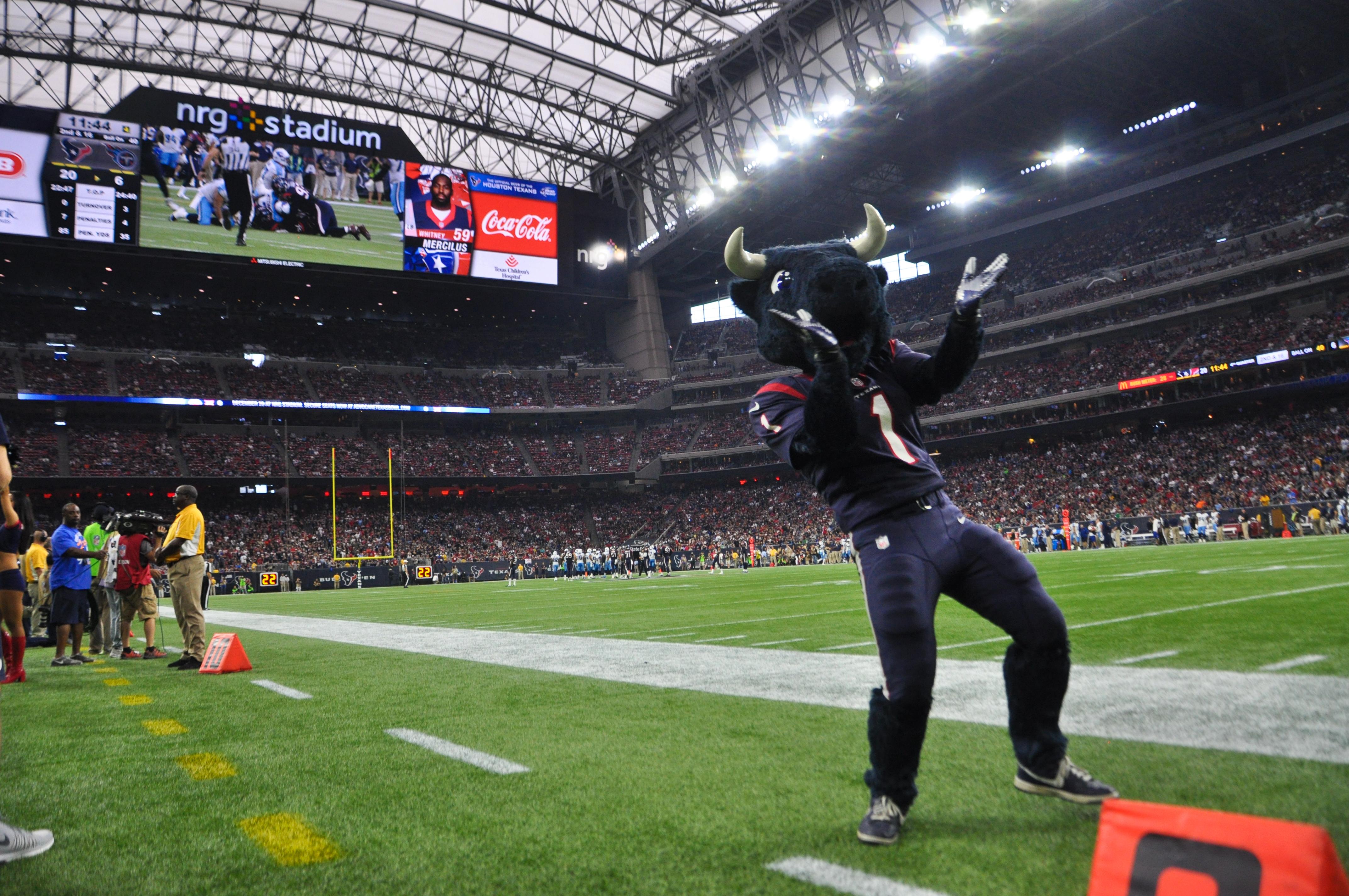 d8a6c835 The Texans Experience in Houston | NRG Stadium & Football