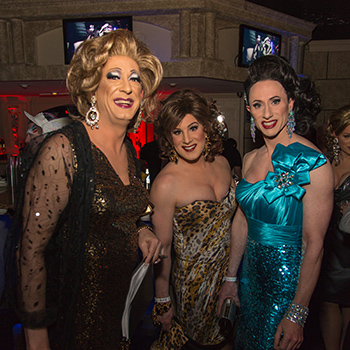 Kitty Litter, Haley Star & LaDiva Jonz