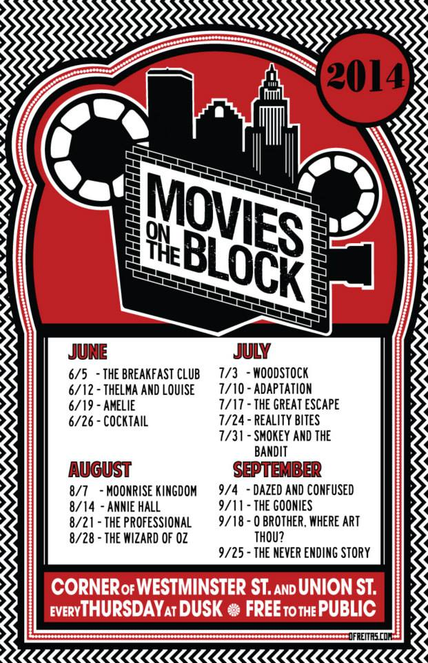 Movies on the Block 2014