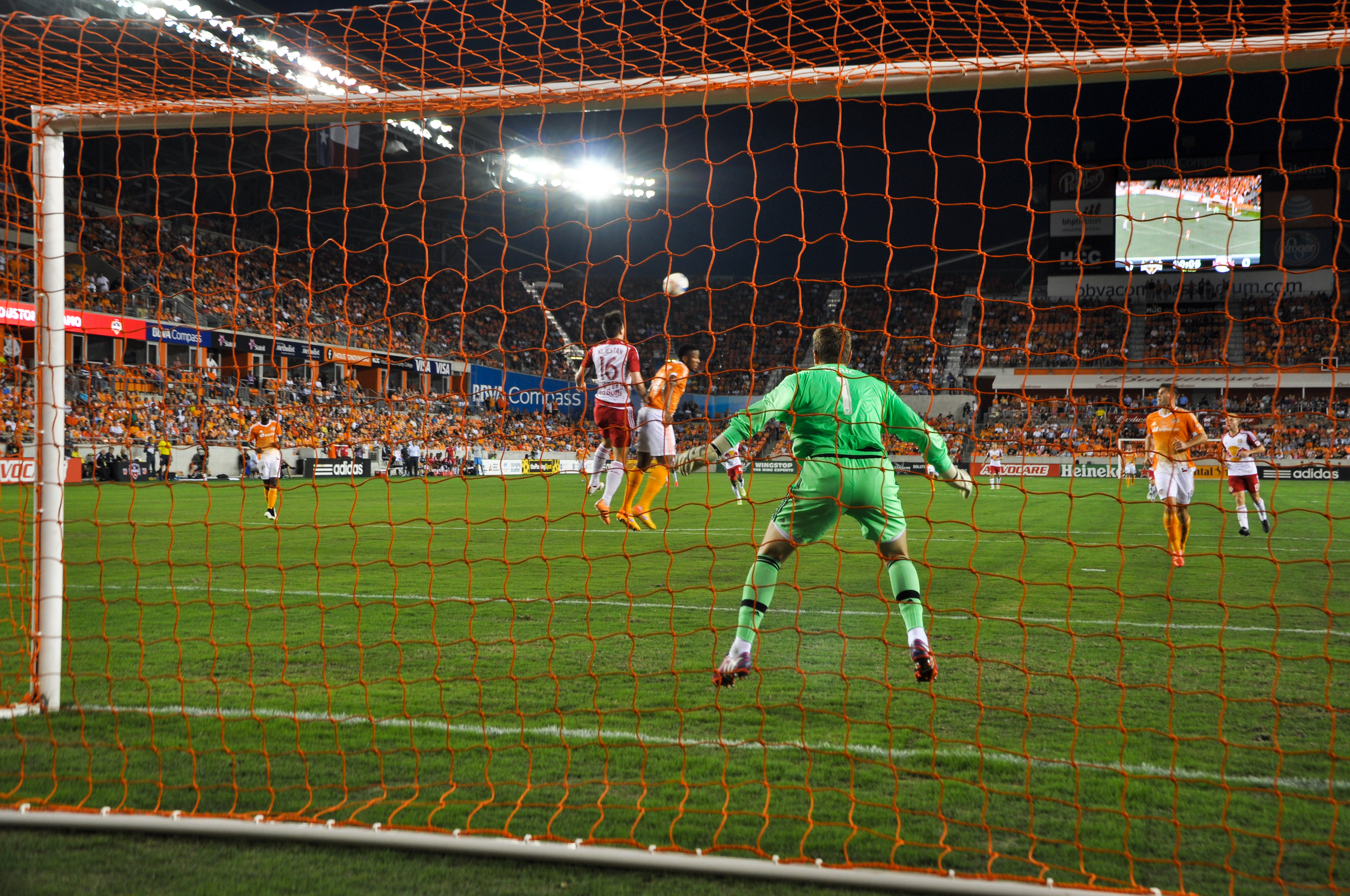 Houston Dynamo Goalie