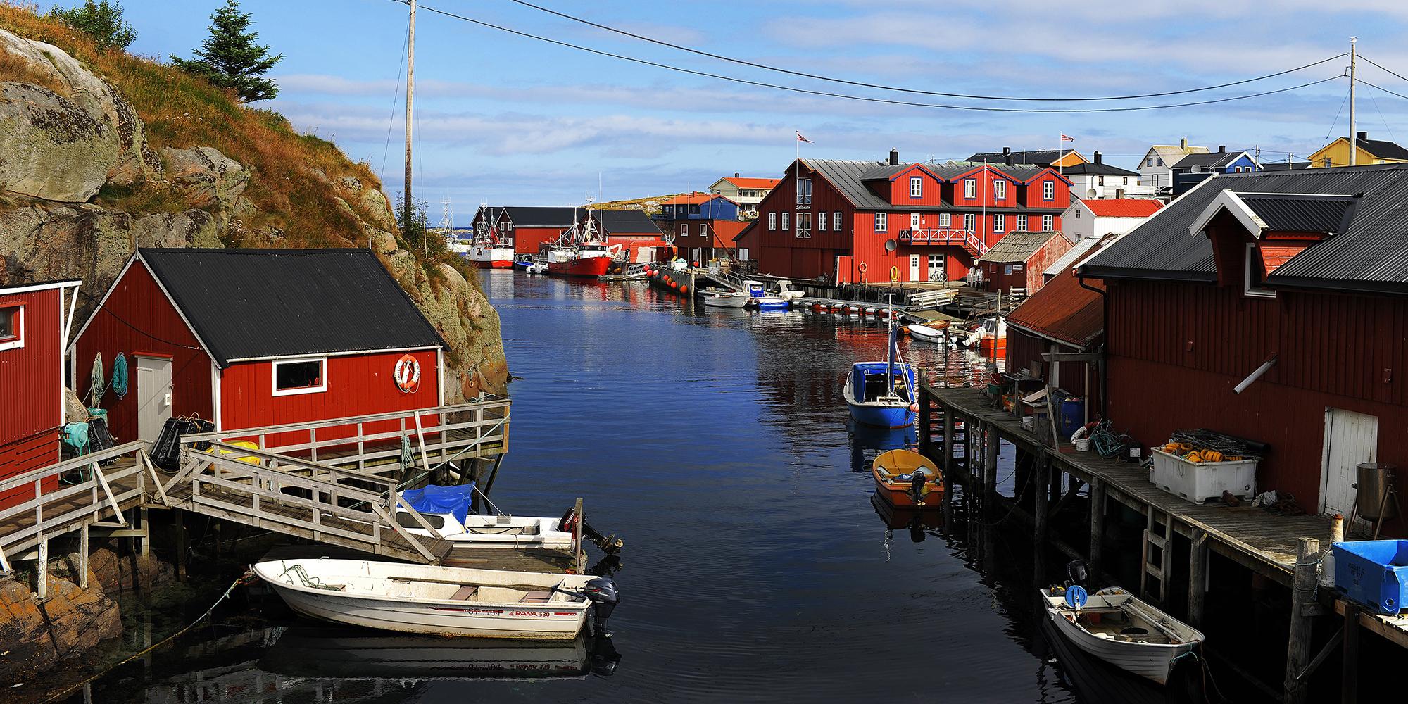 Hitra, Frøya and Fosen, Norway – Fishing village activities