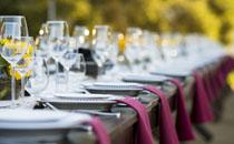 Wedding Reception at Cima Collina