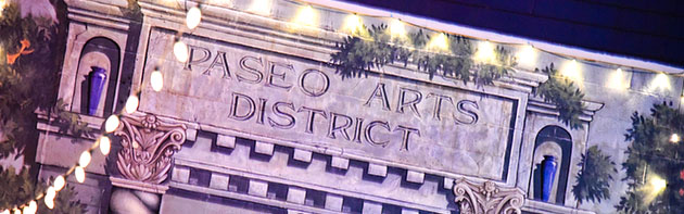 Paseo Arts District 16:5