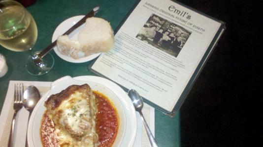Emils Italian Restaurant In Lansing