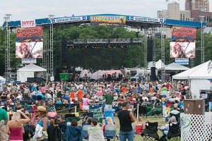 Music Festivals in Lanisng- Common Ground