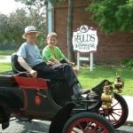 R.E. Olds Museum Car