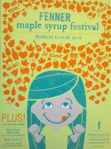 Fenner Maple Syrup Festival in Lansing