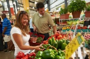 Lansing City Market Fresh Produce