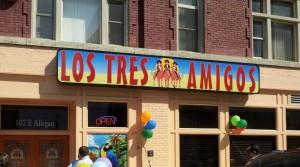 Los Tres Amigos-Downtown Lansing