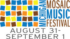Michigan mosaic music festival 1