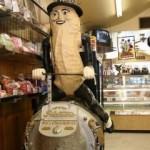 Peanut Shop in Downtown Lansing