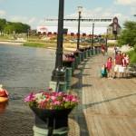 Things to Do Lansing River Trail