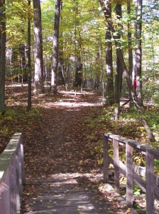 Outdoor Trails in Greater Lansing Michigan