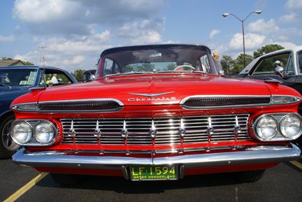 Lansing RE Olds Transportation Museum Cars