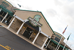 Lansings Spartan Hall of Fame Restaurant