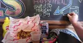 Tin Can Bar Lansing, Michigan