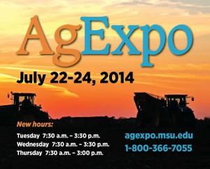 Ag Expo 1