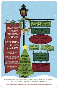 DeWitt Christmas Market
